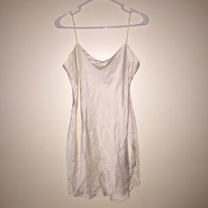 Vintage Pearl White Slip